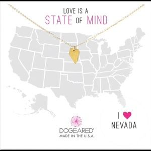 STATE OF MIND NEVADA NECKLACE